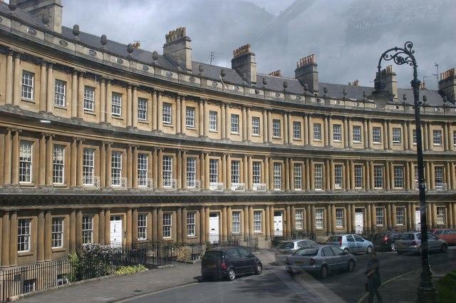 The Crescent at Bath