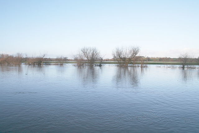 River Severn Flood Plain