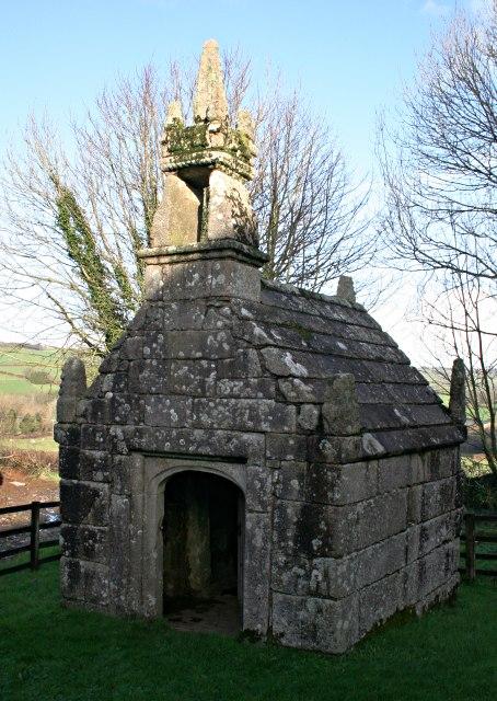 Dupath Well Chapel