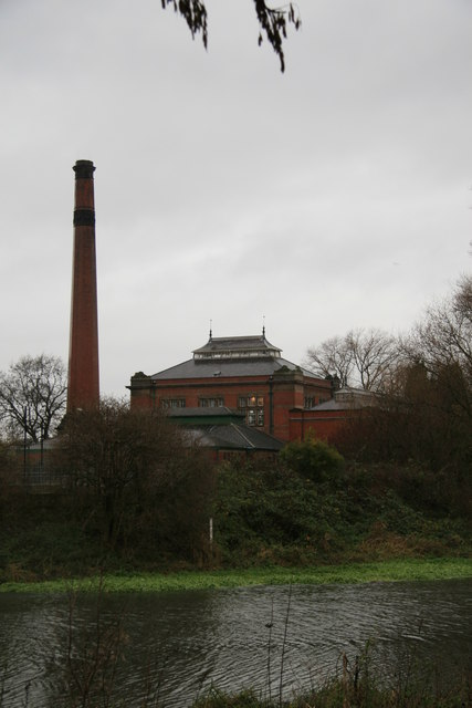 Abbey Pumping Station, Leicester