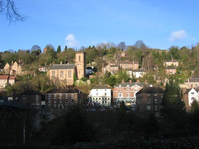 Ironbridge and St Luke's