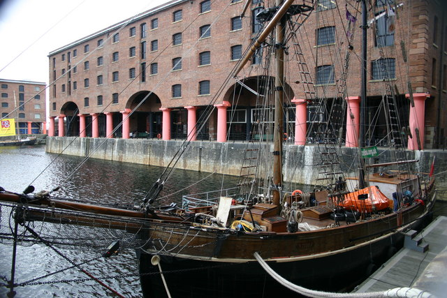 Liverpool Albert Dock Complex