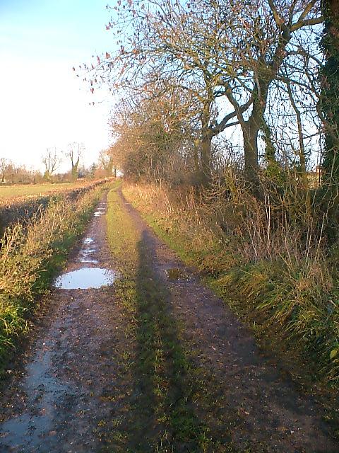 Ridge Lane.