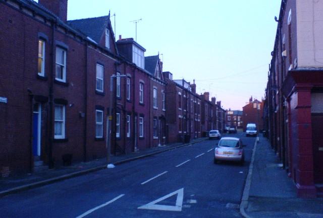 Brown Lane East.