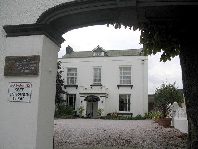 Thomas Luny House