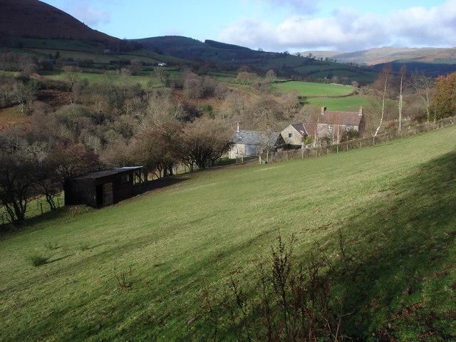 Llwynon, The Vale of Grwyney