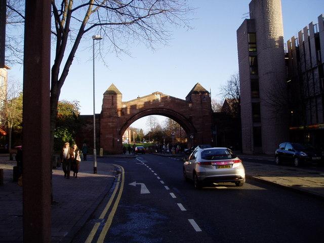 Newgate, Chester
