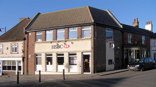 HSBC Bank, Epworth Market Place