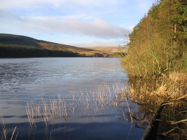 Catcleuch Reservoir
