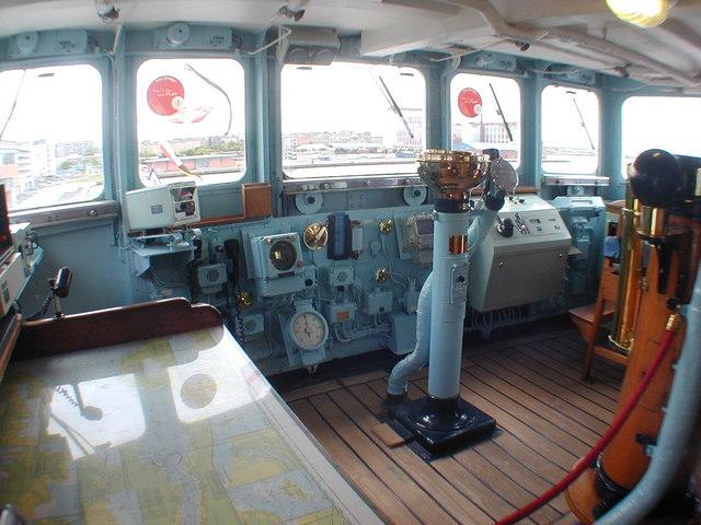 The Royal Yacht Britannia, Leith, Scotland