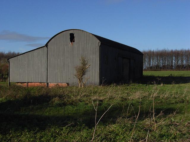 Odstone Barn