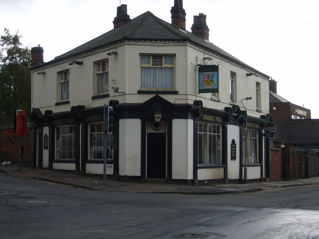 The Adderley Park Pub