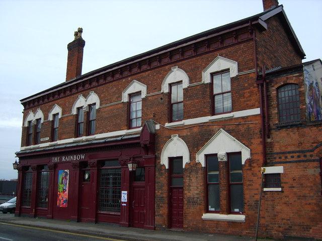 The Rainbow Pub