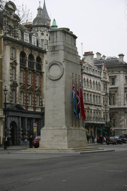 The Cenotaph London
