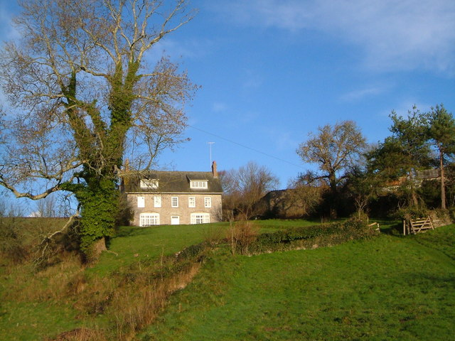 Efford House