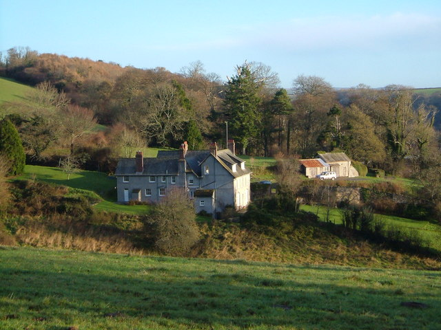 Efford House