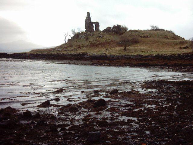 Killundine Castle