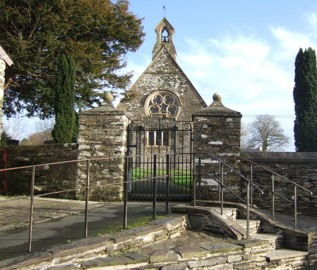 Eglwyswrw church