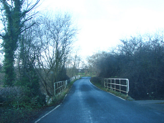 Bridge over Cock Beck, Mill Lane, Stutton