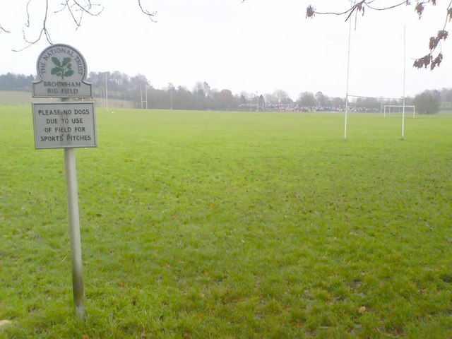 Brockham Big Field