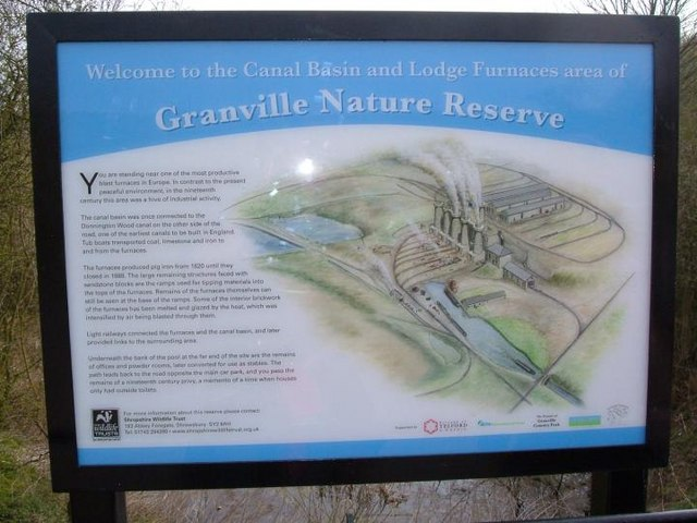 Granville Park Information Board