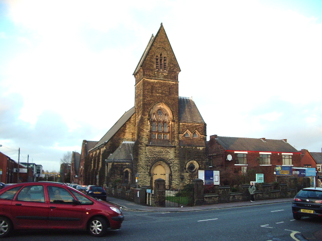 United Reformed Church, Leyland