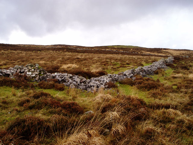 Walled enclosure on Sand Hill