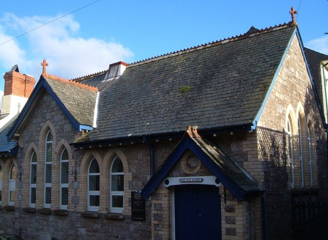 The Old Chapel, Holbeton