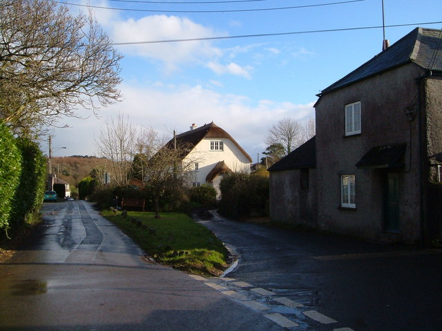 New thatched cottage, The Drive, Holbeton