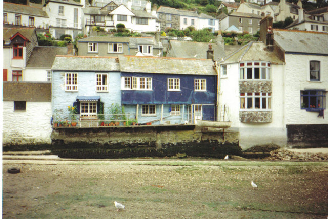 Fishermens cottages, Polperro