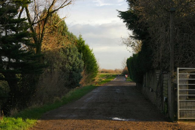 Byway at Broad Hill