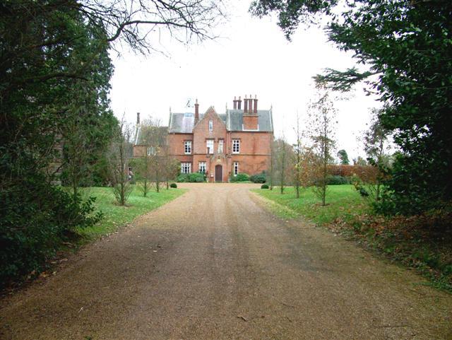 Cedar House, Beighton