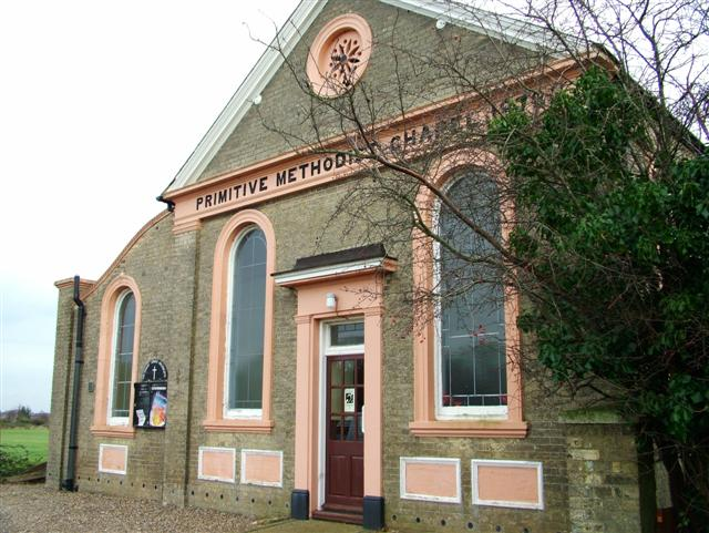 The Methodist Chapel, Halvergate
