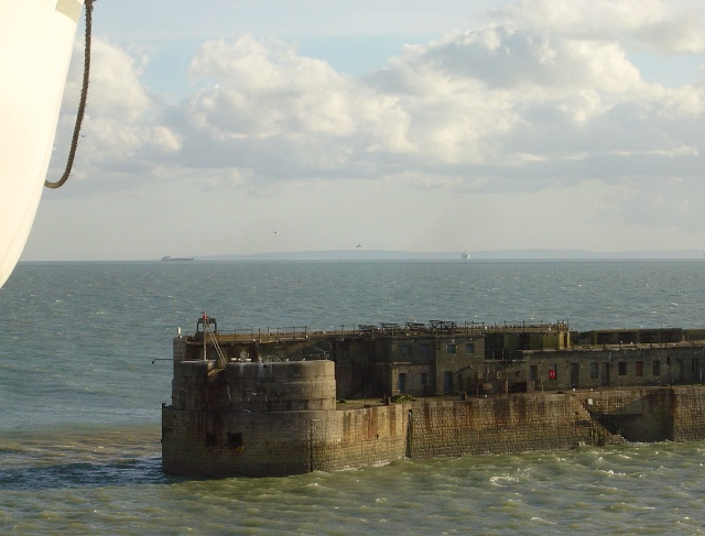 Southern Breakwater, Dover Harbour