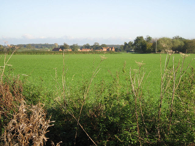 Towards Abergavenny Farm