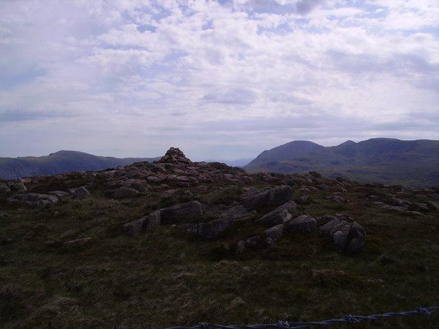 Cairn, Iron Crag