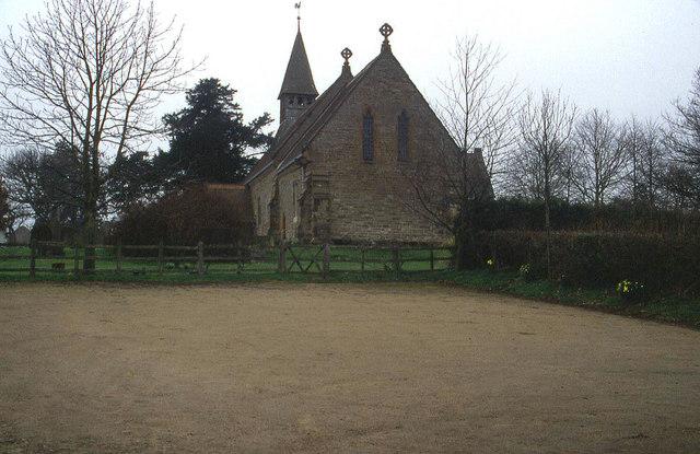 All Saints Church, Preston Bagot
