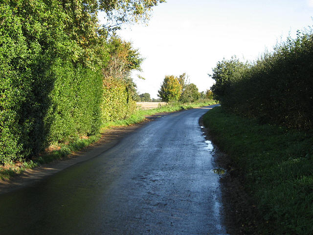 The Road To Scoulton