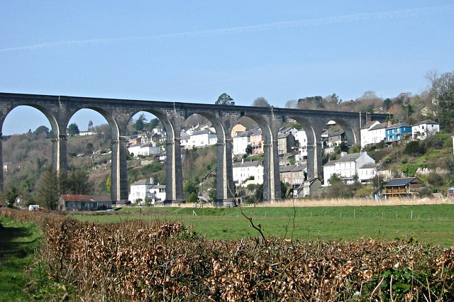 Calstock and the Viaduct