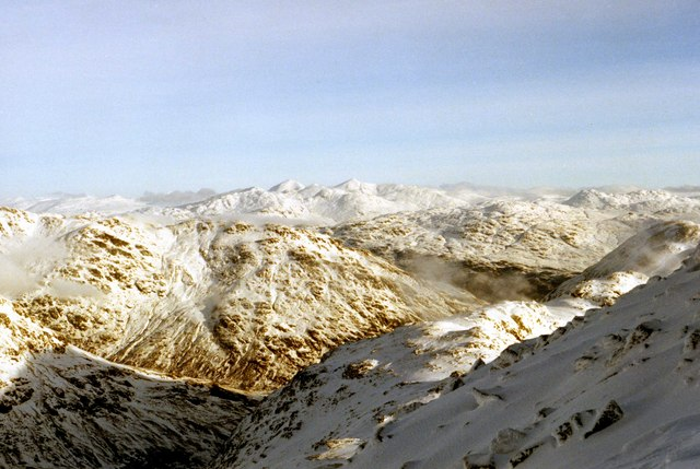 North Beinn Narnain