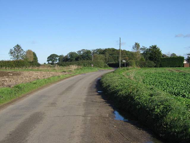 The Road From Letton Green
