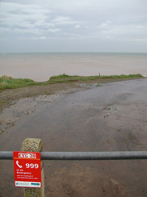 Seaside Road, Holmpton