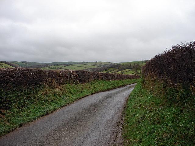 Lane at Cynon-fawr