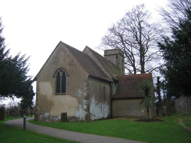 St Mary's church, Tatsfield