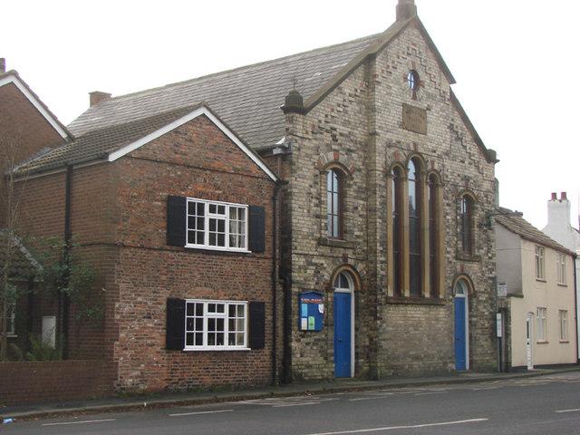 Wistow Wesleyan Chapel