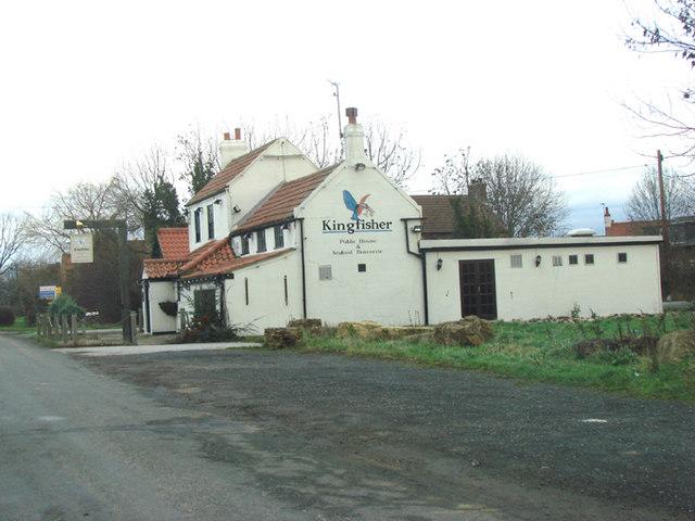 The  Kingfisher Pub, Biggin
