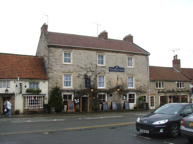 The Feathers Pub, Helmsley