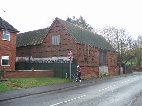Barn on the Wombourne Road