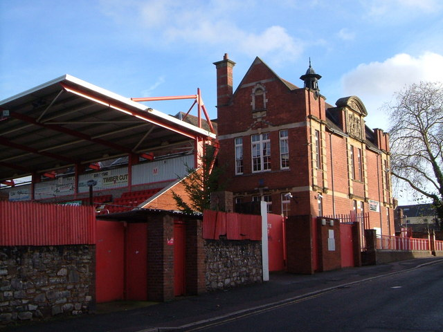 Exeter City F.C., St James Road