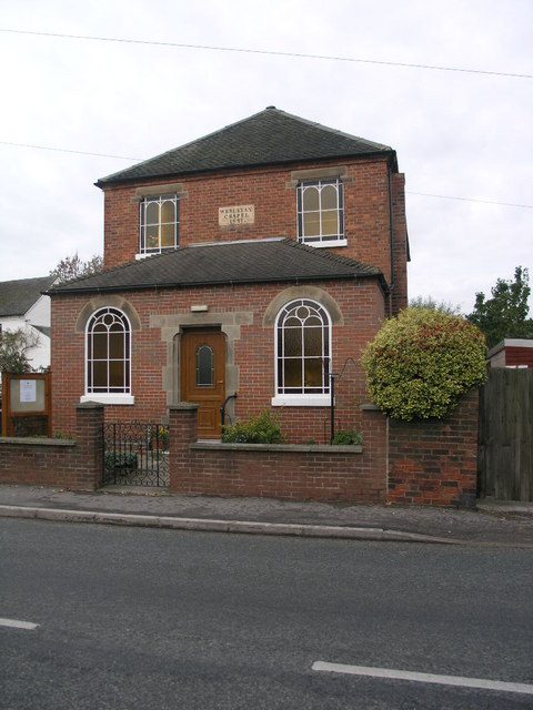 Hilton Methodist Church